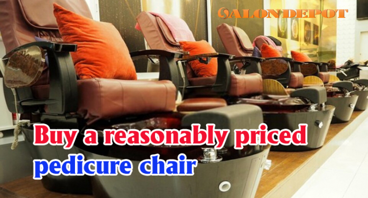 Buy a reasonable priced pedicure chair