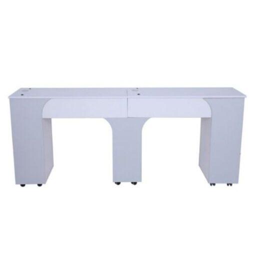 Milano Double Nail Table
