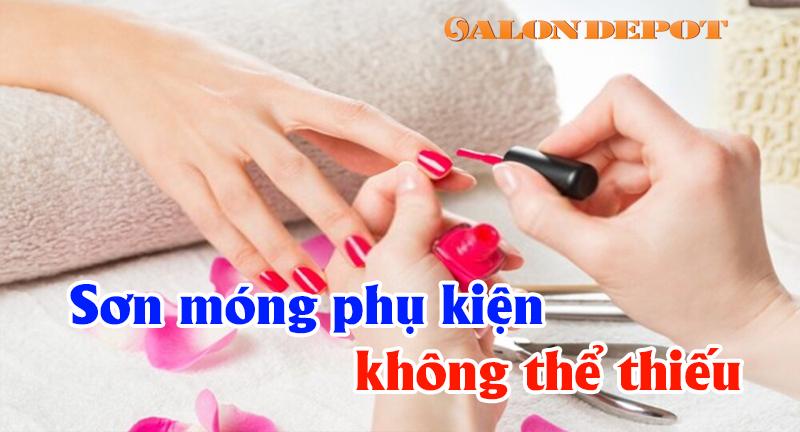 phu kien ban nail tot nhat - Phụ kiện bàn nail cần phải chuẩn bị những gì