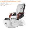 Cleo G5 Spa Pedicure Chair – High Quality with American-Made
