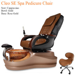 Cleo SE Spa Pedicure Chair – High Quality with American Made 11 247x247 - Equipment nail salon furniture manicure pedicure