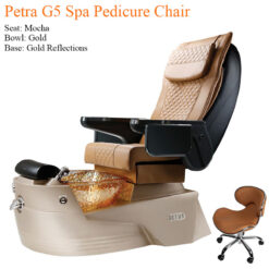 Petra G5 Luxury Spa Pedicure Chair – High Quality with American-Made