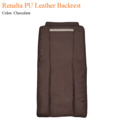 Renalta PU Leather Backrest