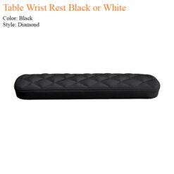 Table Wrist Rest Black or White