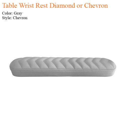 Table Wrist Rest Diamond or Chevron